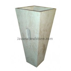 Square Pedestal Full Polished
